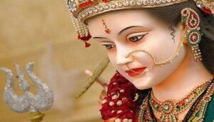 श्री दुर्गा देवीची आरती:Shri Durga Devi Aarti