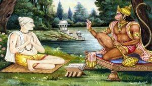 हनुमान चालीसा कथा:Hanuman Chalisa Story