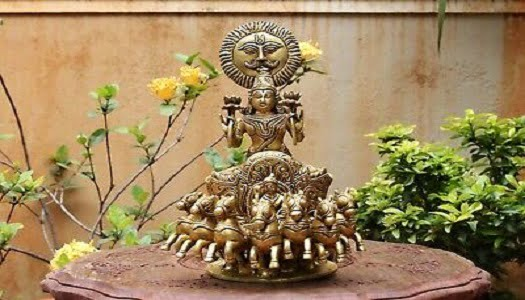 आरती श्री सूर्य देवाची:Aarti Shri Surya Dev