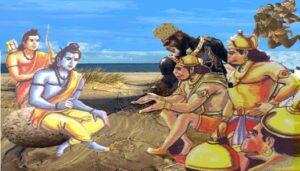 हनुमानजीची प्रथम स्तुती कोणी केली?:Who first praised Hanumanji?
