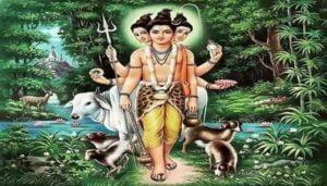 दत्तात्रेयांचे मंत्र:Dattatrey Mantra