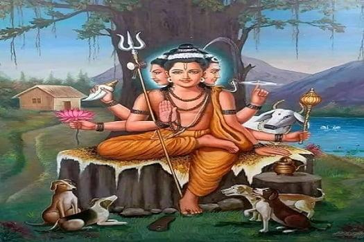 श्री दत्त बावनी:Shree Datta Bavani