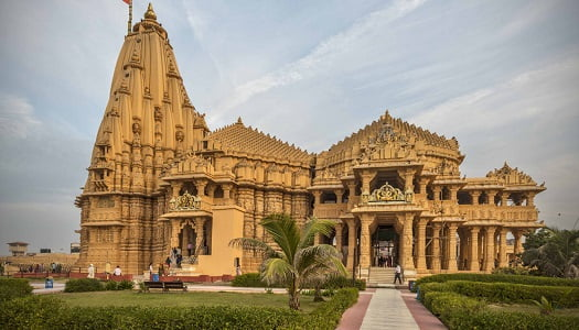 सोमनाथ-मंदिर-Somnath-temple