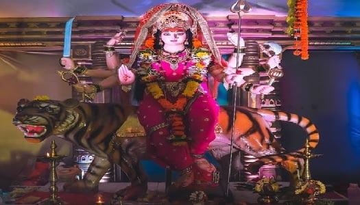 देवी कवच – दुर्गाद्वात्रिंशन्नाममाला :Shri Durga Dwatrinshat Nam Mala