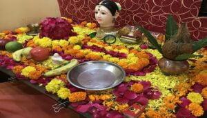 श्री मंगळागौरी आरती:Shri Mangala Gauri Aarti