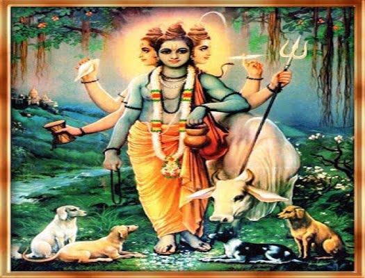 करुणात्रिपदी ची कथा: Story of Karunatripadi